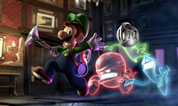 Luigis mansion 2 image screenshot