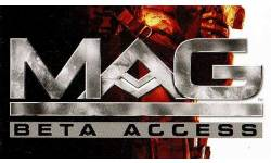 Mag massive action game MAG