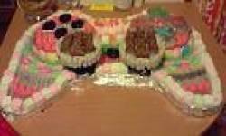 manette ps3 dualshock 3 bonbons etiquette