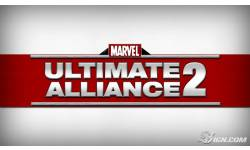 Marvel Ultimate Alliance 2 logo