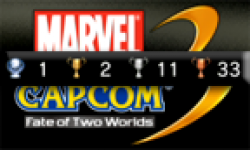 Marvel vs Capcom 3 trophées ICONE  1