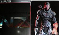 Mass Effect 3 deballage colector N7 logo vignette 07.03.2012