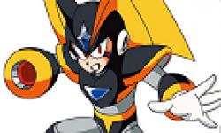 Megaman Rockman 10 Forte DLC PSN logo