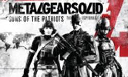 metal Gear 4 25th anniversary vignette 18122012