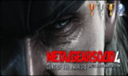 Metal Gear Solid 4 trophy chrono