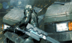 Metal Gear Solid Rising head 6