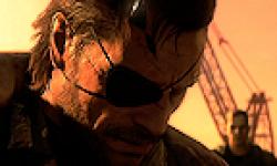Metal Gear Solid V The Phantom Pain logo vignette 12.06.2013.