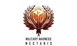 military madness nectaris logo