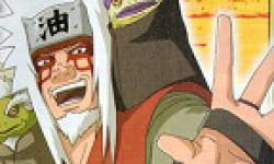 Naruto Ultimate Ninja Storm 2 Narutimate Shippuden scan Jump logo