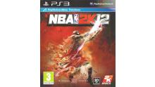 NBA 2K12  jaquette front cover