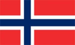 Norvège drapeau head