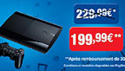 Playstation 3 une nouvelle promo pour no l gamergen com - Achat noel paiement differe ...