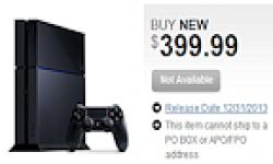 PlayStation 4 Gamestop precommande logo vignette 09.07.2013.