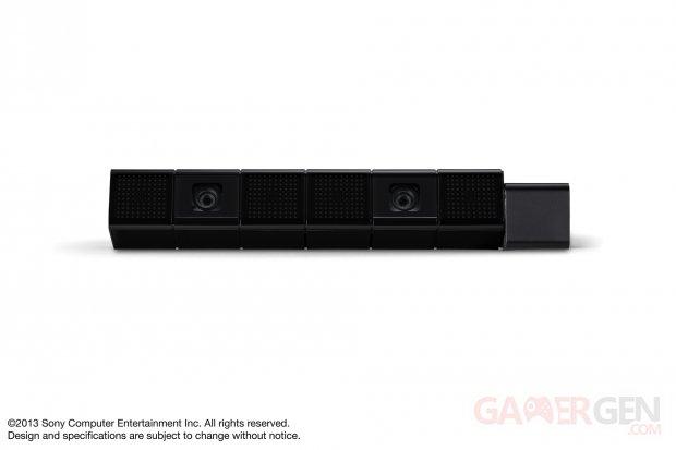 playstation 4 PlayStation 4 Eye camera officiel 002