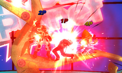 PlayStation All Stars Battle Royale 28 08 2012 screenshot 1