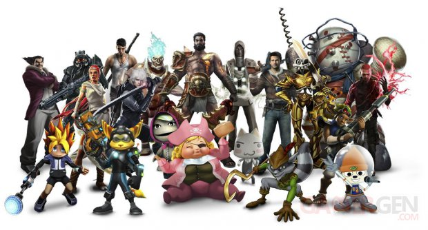 PlayStation All Stars Battle Royale pr?commande