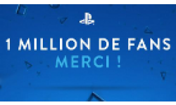 PlayStation France Facebook million