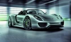Porsche 918 Spyder Concept ico