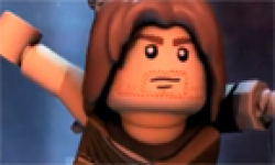 Prince of Persia LEGO head