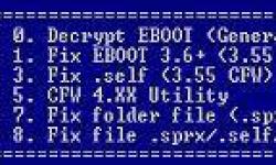 PS3DarkEboot Fixer head vignette hack