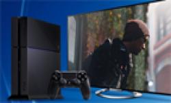 PS4 PlayStation 4 head