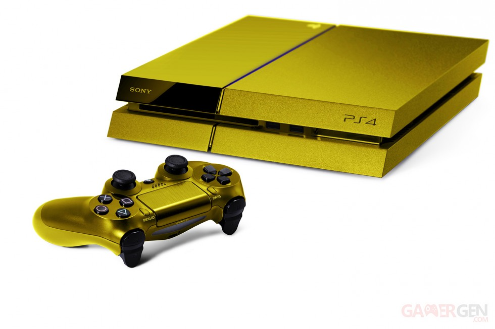 Image Ps4 Playstation Couleurs Console 18 06 2013 6