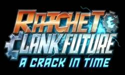 ratchet and clank future a crack in time logo