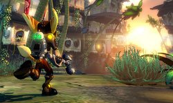 Ratchet & Clank Into the Nexus 10 07 2013 screenshot 3