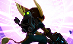 Ratchet & Clank Into the Nexus logo vignette 11.07.2013.