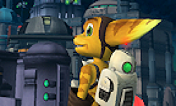 Ratchet & Clank Trilogy logo vignette 16.03.2012