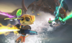 Ratchet & et Clank All 4 One head 1