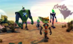 Ratchet & et Clank All 4 One head 8