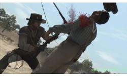 red dead redemption ps3 xbox screenshot capture