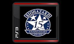Resident Evil 15 ans Store nippon logo vignette 06.03.2012