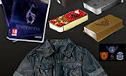 Resident Evil 6 Edition Collector 10.09.2012 logo vignette