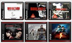 Resident Evil biohazard japon logo vignette 11.09.2012.