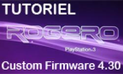 rogero custom firmware 4 30 tutorial tutoriel vignette head
