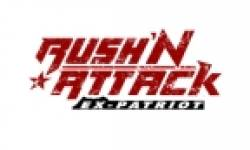 rush n attack ex patriot logo.