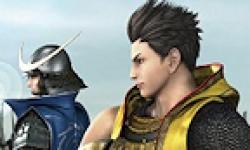 Sengoku Basara 3 Samurai Heroes Ieyasu Tokugawa PS3 Wii logo
