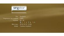 Singstar + guitar ps3 Trophees Liste 01