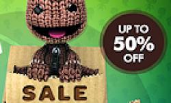 Solde PlayStation store LittlebigPlanet logo vignette 27.02.2013.
