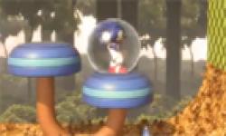 Sonic 3D Fake head