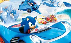 Sonic & All Stars Racing Transformed jaquette covers  21.12.2012