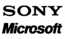 sony microsoft logo vignette