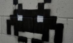 space invader vignette