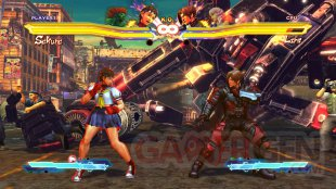 Street Fighter x Tekken 2013 images screenshots 2