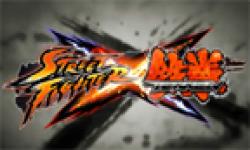 Street Fighter X Tekken logo Comic Con head 3