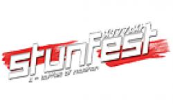 stunfest logo vignette head