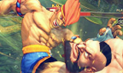 Super Street Fighter IV Guy Cody Adon logo