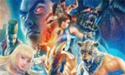 Tekken Revolution head
